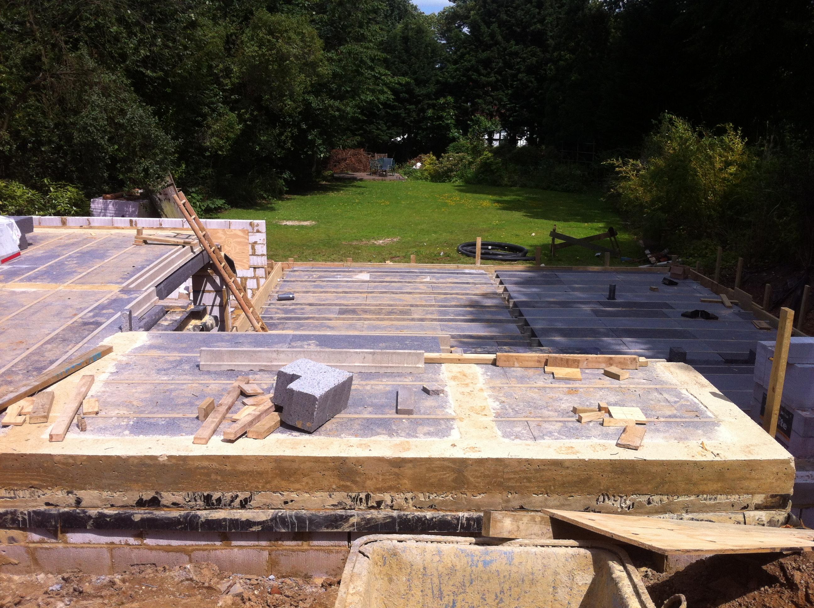 Passivhaus Site Progress